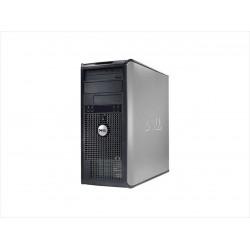 Dell Optilex 780 Core 2 Duo E8400 - 4GB RAM - 500GB HDD - CDRW-DVDRW.
