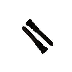 Εξωτερικές Βίδες / External Screws για iPhone 11 Pro / 11 Pro Max / 12 / 12 Pro / 12 Pro Max / 12 Mini Μαύρες