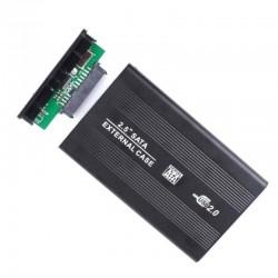 Εξωτερική Θήκη Σκληρού Δίσκου - External Case HD Serial ATA 2.5'' USB 2.0 Μαύρο