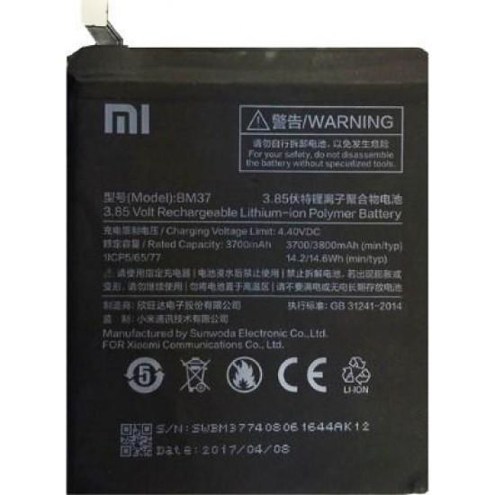 Ανταλλακτικά-Γνήσια Μπαταρία Xiaomi BM37 για Mi 5S plus - 3700mAh
