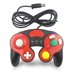 Gamecube Controller Μαύρο-Κόκκινο