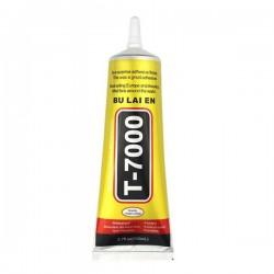 Κόλλα Σιλικόνης Μαύρη για Μηχανισμούς Αφής T-7000 (110 ml) και Πολλαπλών Χρήσεων