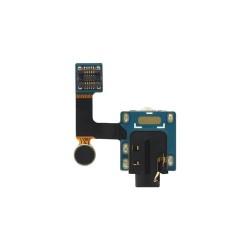 Καλωδιοταινία Βύσμα Ήχου και Μικροφώνου / Audio and Microphone Jack Flex για Samsung Galaxy Tab 7.0 Plus P6200 / P6201