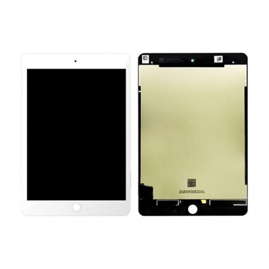 Ανταλλακτικά-Οθόνη LCD και Μηχανισμός Αφής για Apple iPad Mini 5 A2124 Λευκό