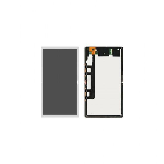 Οθόνη LCD Και Μηχανισμός Αφής Huawei MediaPad M5 Lite 10.1 BAH2-W09 Λευκό
