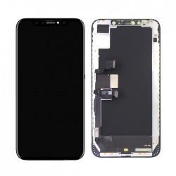Hard OLED LCD Οθόνη με Μηχανισμό Αφής για Apple iPhone XS Max Μαύρο
