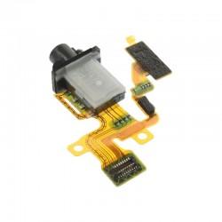 Βύσμα Ακουστικών και Αισθητήρας Εγγύτητας / Audio Jack and Proximity Sensor για Sony Xperia Z1 Mini