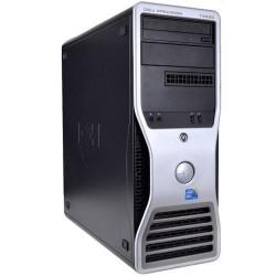 Dell Presicion Workstation T3500 - INTEL XEON W3530 - 12GB RAM - 250GB HDD - CDRW-DVDRW - WINDOWS 10 PRO.
