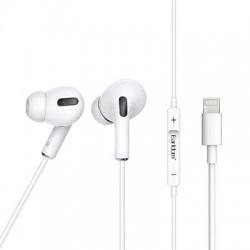 Ακουστικά Earldom E33 Για Apple Lightning με Σύνδεση Bluetooth (Stereo) Λευκό