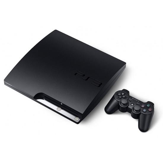 -Playstation 3 320GB 3.55 FW