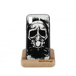 Θήκη AMG iPhone X Skull Bio War