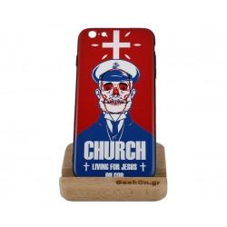 Θήκη AMG iPhone 6/6S Plus Church