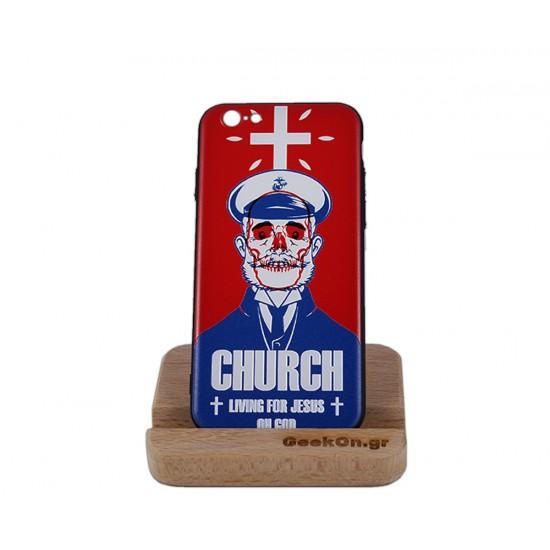 Αξεσουάρ-Θήκη AMG iPhone 6/6S Church