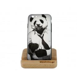 Θήκη AMG iPhone 6/6S Formal Panda