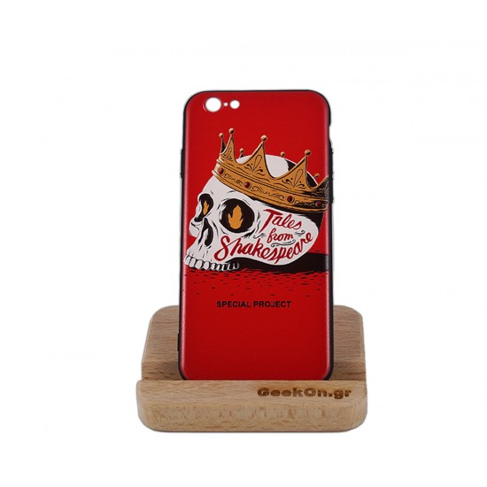 Αξεσουάρ-Θήκη AMG iPhone 7/8 Shakespeare
