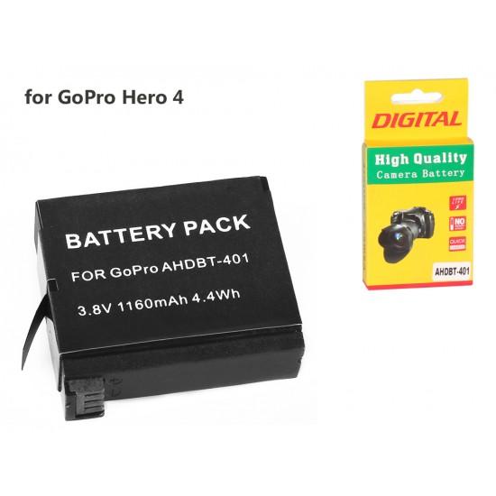 Μπαταρία για GoPro Hero 4 AHDBT-401