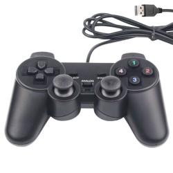 Gamepad χειριστήριο παιχνιδιών USB Dual Shock EG-C10001