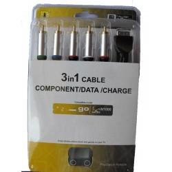 Καλώδιο Component για PSP Go N1000