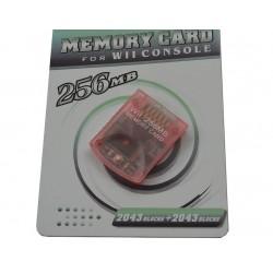 Κάρτα μνήμης για Nintendo Wii 256MB