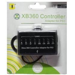 Αντάπτορας για χειριστήριο XBOX 360 σε Playstation 3