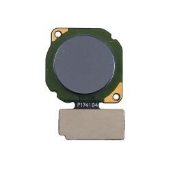 Καλωδιοταινία Δαχτυλικoύ Αποτυπώματος / Fingerprint Flex Huawei Honor 10 lite Γκρί