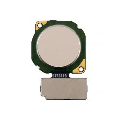 Καλωδιοταινία Δαχτυλικoύ Αποτυπώματος / Fingerprint Flex Huawei Honor 10 lite Χρυσαφί