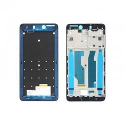 Μεσαίο Πλαίσιο Οθόνης LCD Middle Frame για Xiaomi Redmi Note 4 / 4X (Snapdragon) Μαύρο