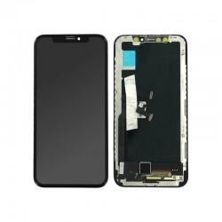 HARD OLED LCD Οθόνη και Μηχανισμός Αφής για iPhone X Μαύρη