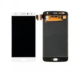 OLED Οθόνη lcd και Μηχανισμός Αφης Για Motorola Moto Z2 Play XT1710 Λευκό