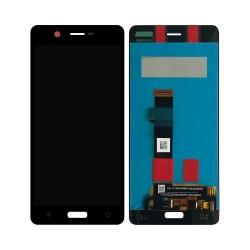 Οθόνη LCD με Μηχανισμό Αφής Assembly για Nokia 5 (Μαύρο)