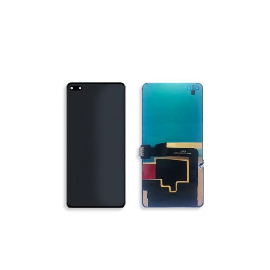 Ανταλλακτικά-OLED Οθόνη LCD με Μηχανισμό Αφής για Huawei P40 Μαύρο