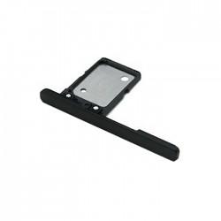 Βάση Κάρτας / Sim Tray Sony Xperia XA1 Μαύρο