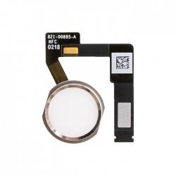 Καλωδιοταινία Κεντρικού Κουμπιού / Home Button Flex για iPad Air 3 A2152 / A2154 λευκό