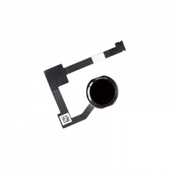 Καλωδιοταινία Κεντρικού Κουμπιού / Home Button Flex για iPad Mini 4 Μαύρο